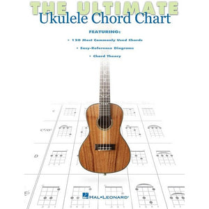 The Ultimate Ukulele Chord Chart