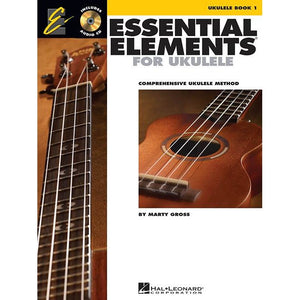 Essential Elements for Ukulele – Method Book 1 with CD
