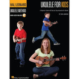 Ukulele for Kids – The Hal Leonard Ukulele Method