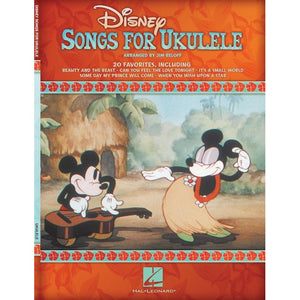 Disney Songs for Ukulele arr. by Beloff