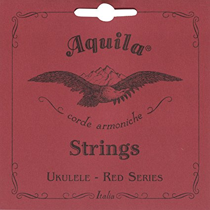 Aquila 89U Red Baritone Ukulele Strings