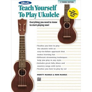 Teach Yourself Ukulele by Manus