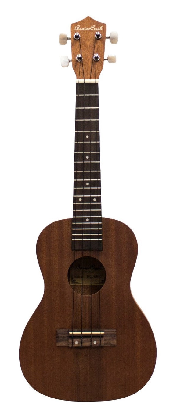 BeaverCreek Baritone Ukulele with Bag