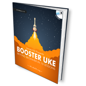 Booster Uke by James Hill