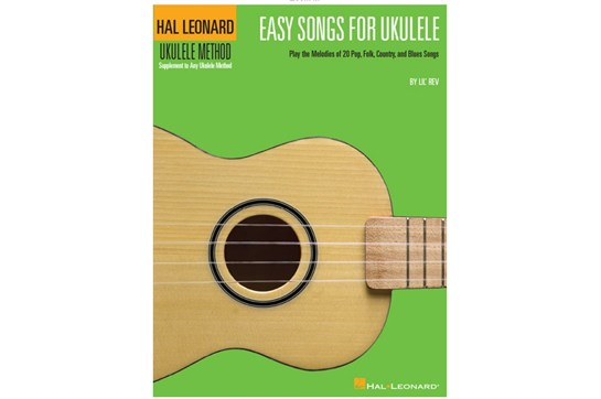 Easy Songs for Ukulele by various artists