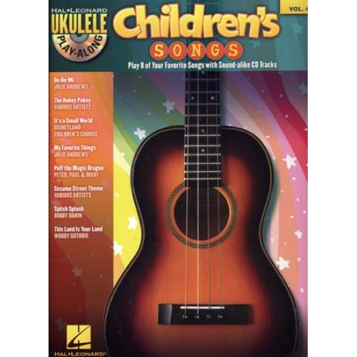 Children's Songs Ukulele