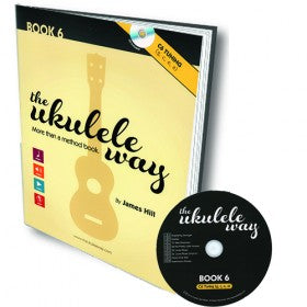 The Ukulele Way- Book 1 C6 Tuning
