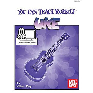 You Can Teach Yourself Uke by Bay