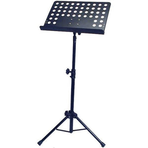 Profile MS130B Music Stand With Holes