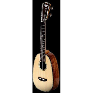 Ohana PKC-70G Pineapple Shaped Solid Spruce & Solid Mahogany Concert