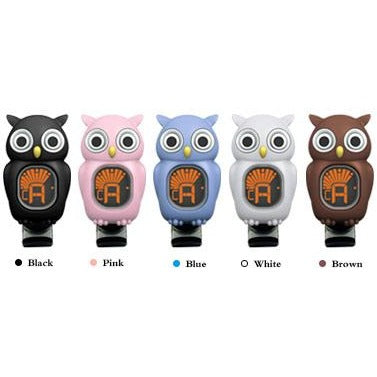Owl Tuner - Brown