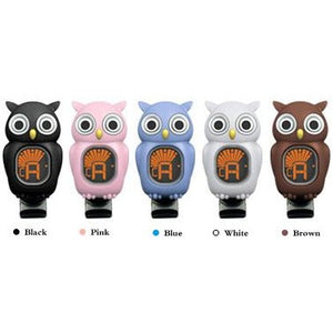 Owl Tuner - Pink