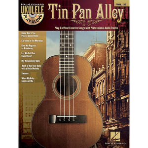 Tin Pan Alley (Book with Play-Along CD)