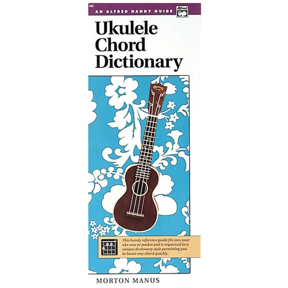 Ukulele Chord Dictionary by Manus