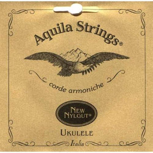 Aquila 7U GCEA Concert High G Ukulele Strings
