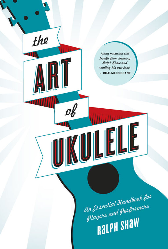 The Art of Ukulele by Ralph Shaw