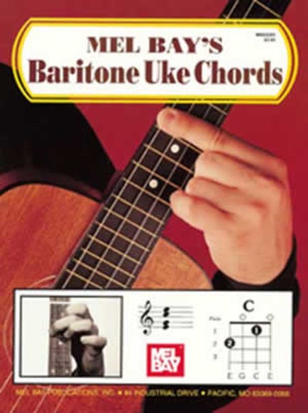 Baritone Ukulele Chords by