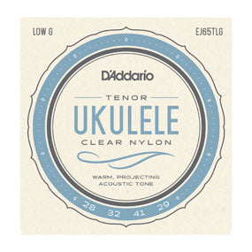 D'addario EJ65TLG Pro Arte Tenor Low G Ukulele Strings