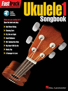FastTrack Ukulele Songbook- Level 1