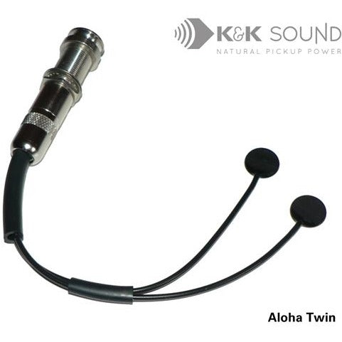 K&K Sound Aloha Twin Ukulele Pickup w/ Installation