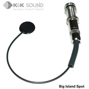 K&K Sound Big Island Spot Ukulele Pickup w/ Installation