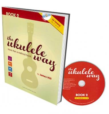 The Ukulele Way- Book 2 C6 Tuning