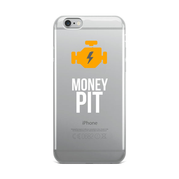 Money Pit CEL iPhone Case