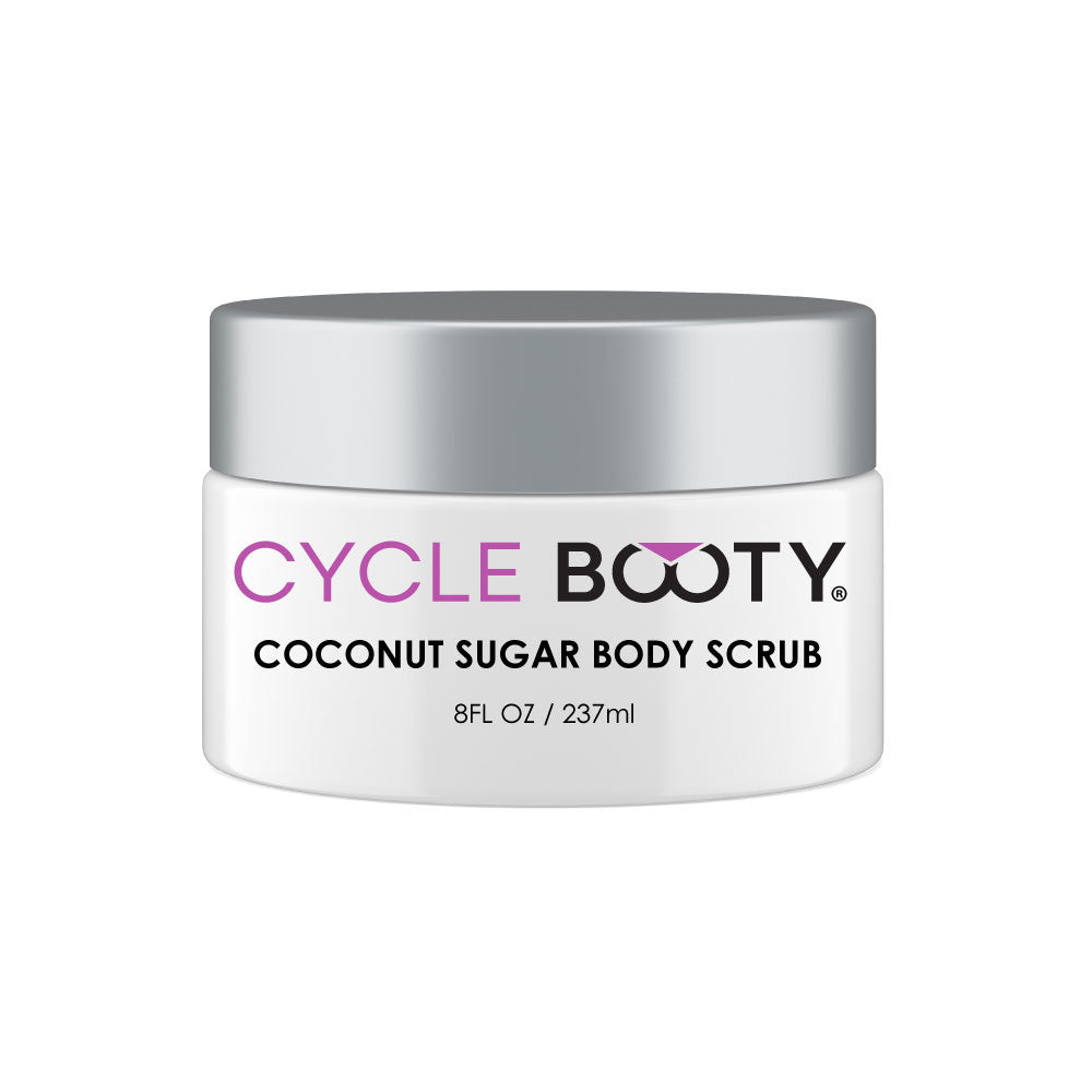 Coconut Sugar Body Scrub 8fl oz