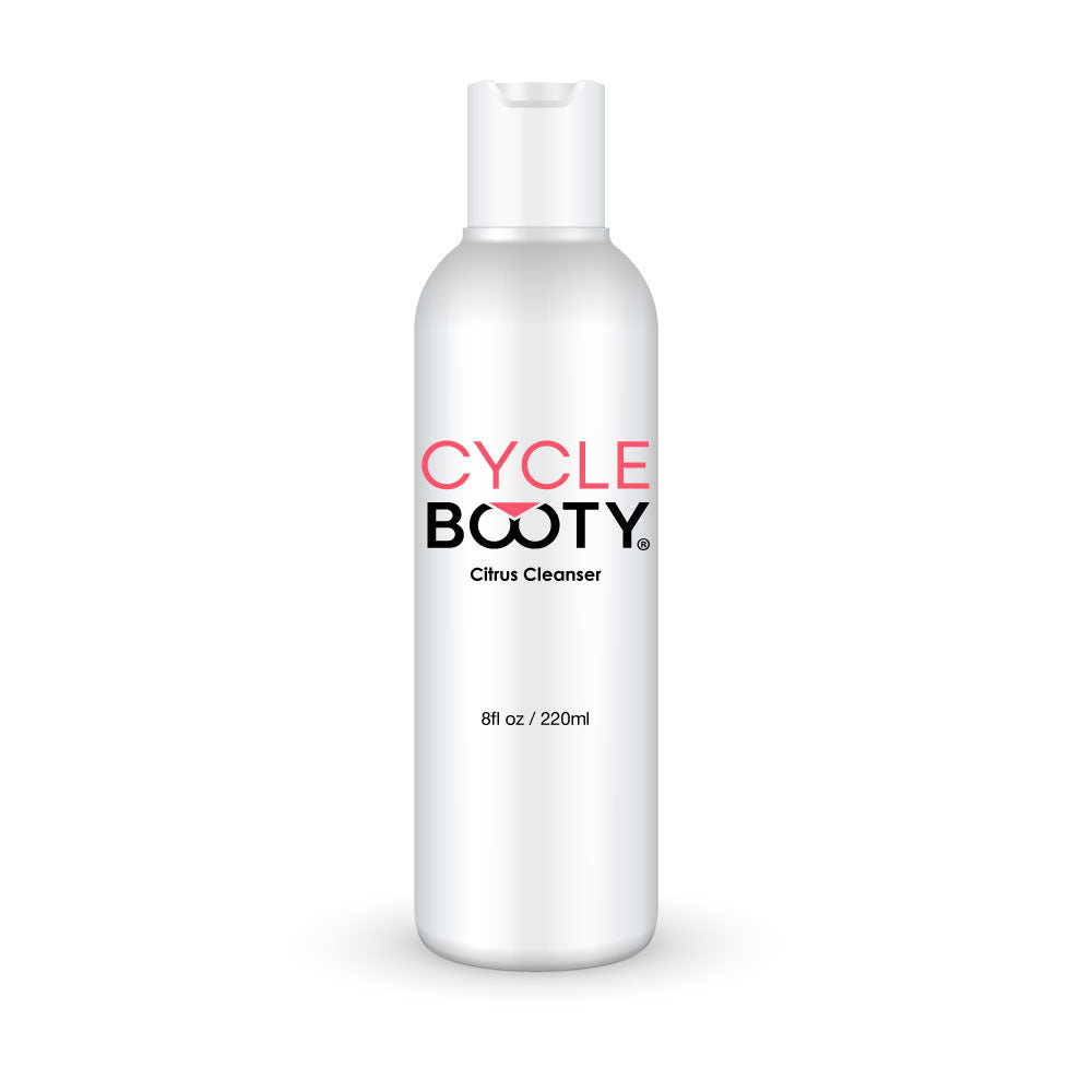 cycle booty citrus cleanser