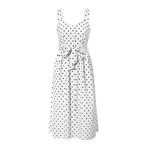 Polka dot dress beautyleesh.com