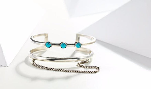 Bohemia Cuff Bangle beautyleesh.com
