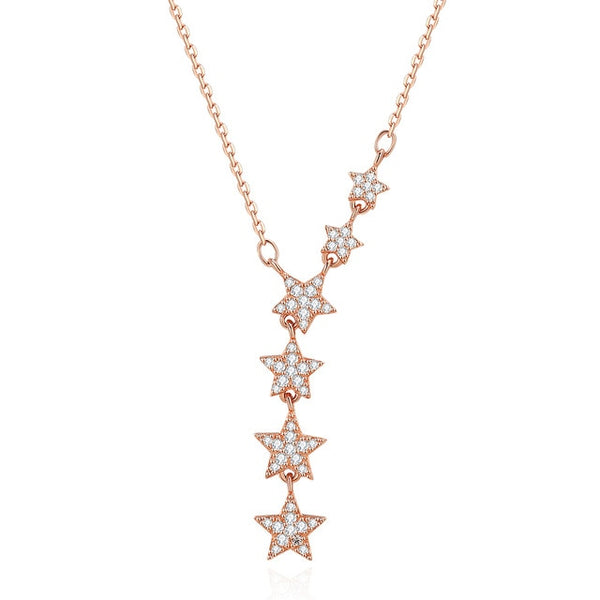 Star Necklace beautyleesh.com