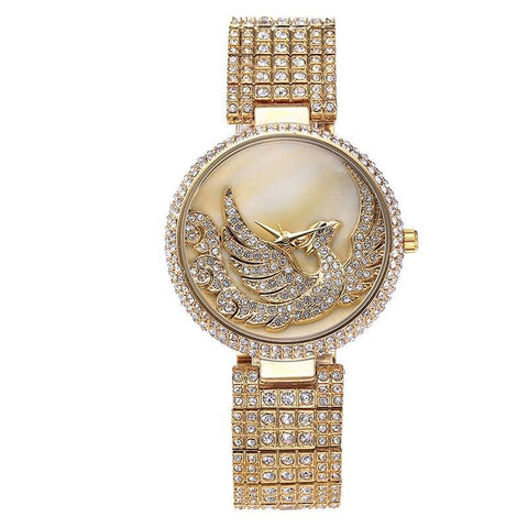 Phoenix Bird Luxury Watch beautyleesh.com