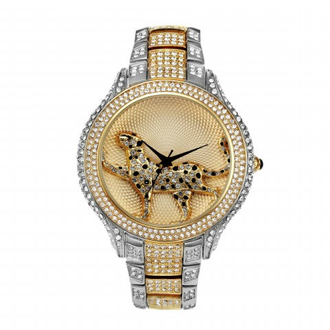 Luxury Standing Leopard Watch beautyleesh.com