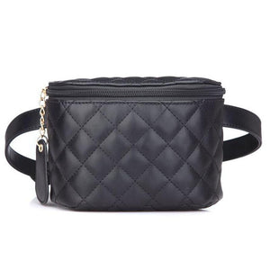 Quilted Waist Bag beautyleesh.com