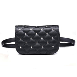 Leather Fanny Pack beautyleesh.com