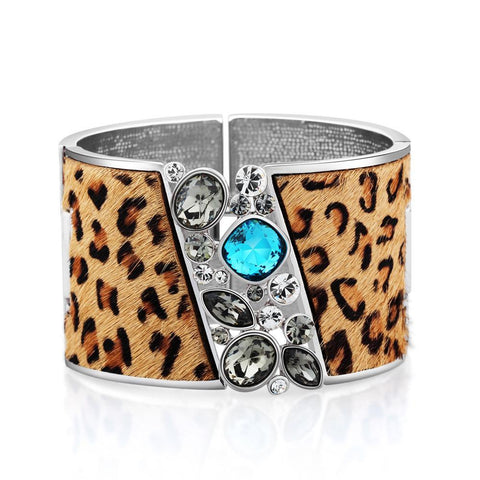 Leopard Pattern Bangle beautyleesh.com