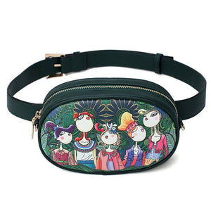 Happy Girls Waist Bag beautyleesh.com