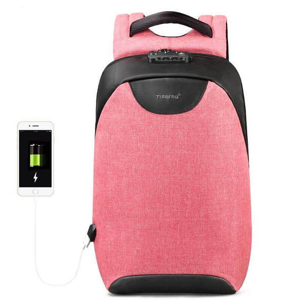 Fashion Anti Theft Backpack beautyleesh.com