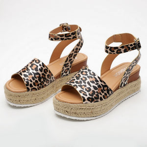 Leo Wedges beautyleesh.com