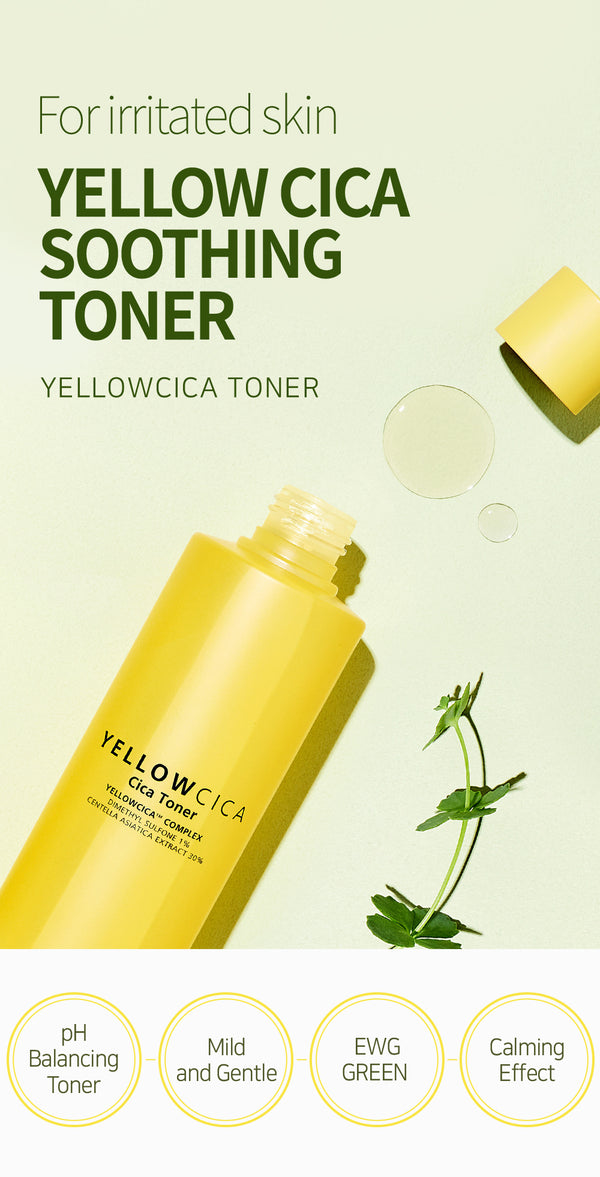 YELLOW CICA TONER