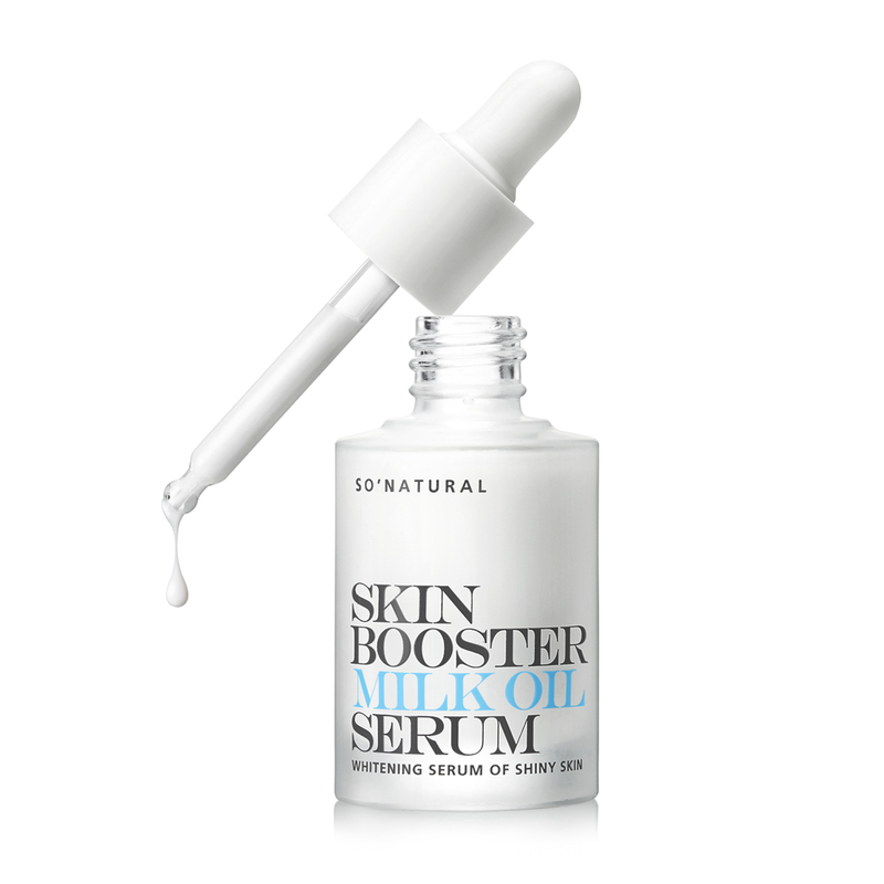 SKIN BOOSTER MILK OIL SERUM