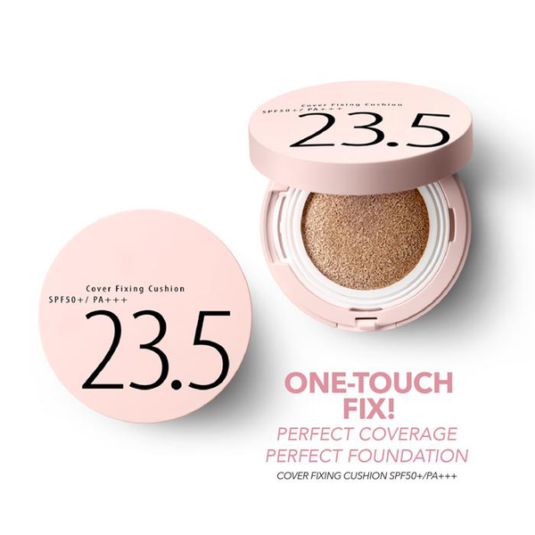 COVER FIXING CUSHION SPF50+ / PA+++ 23.5