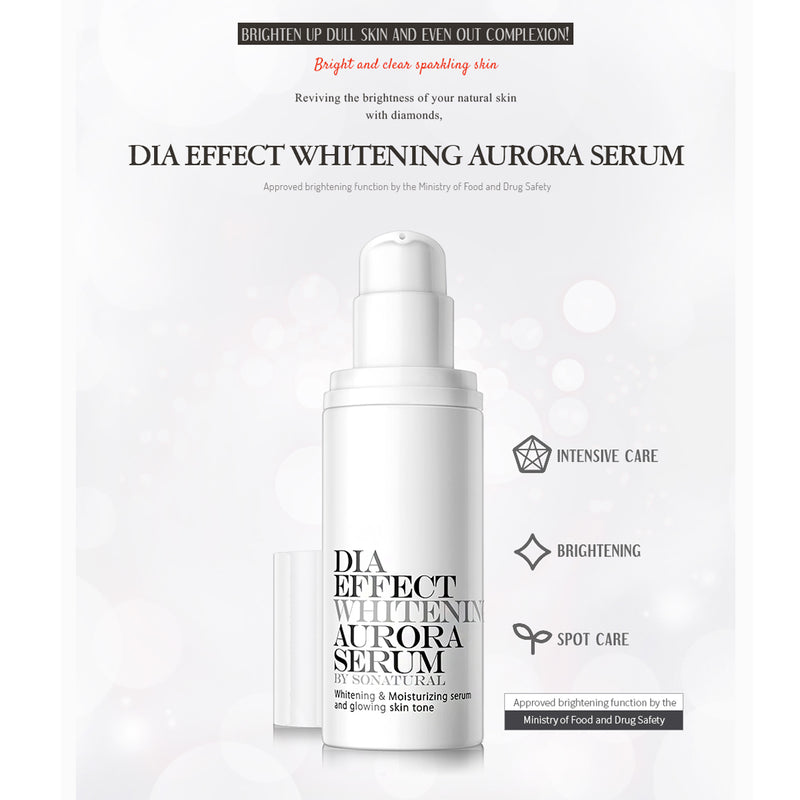 DIA EFFECT WHITENING AURORA SERUM