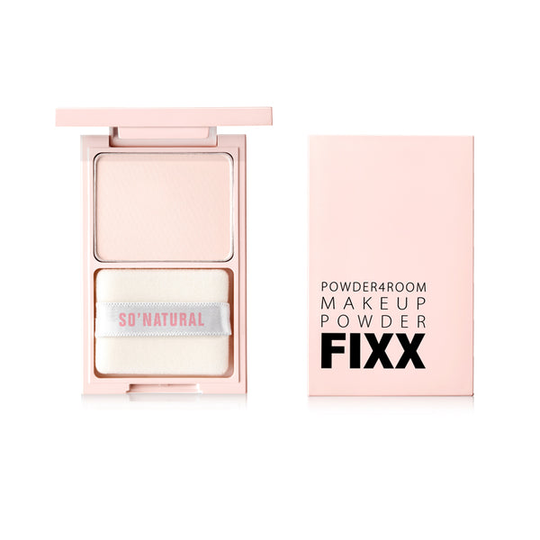 MAKEUP HOLDING FINISH POWDER FIXER -Bright Pink