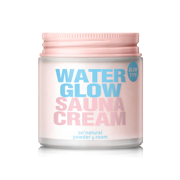 WATER GLOW SAUNA CREAM