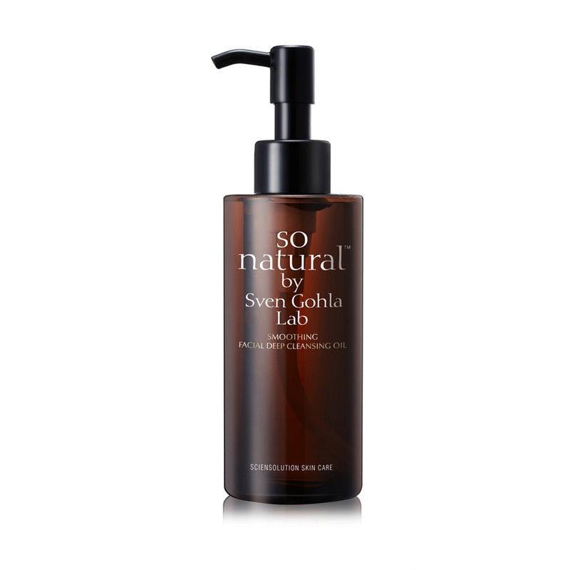 SMOOTHING FACIAL DEEP CLEANSING OIL