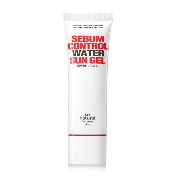 OIL CONTROL WATERY SUN GEL SPF50+ PA+++