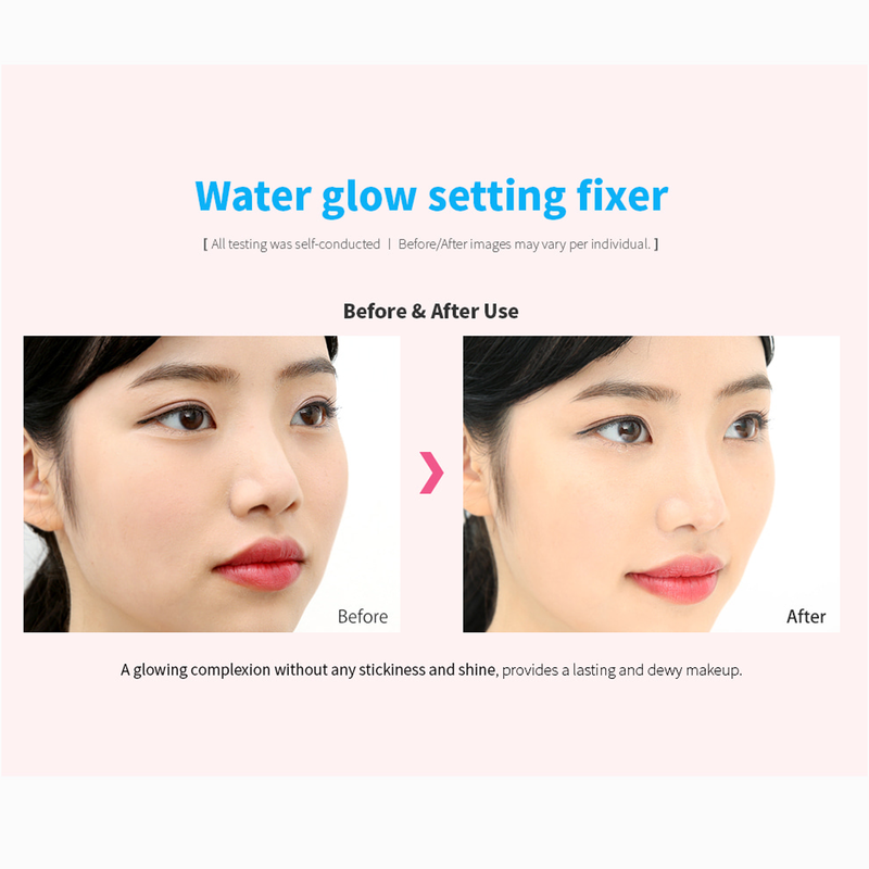 WATER GLOW MAKEUP SETTING FIXX