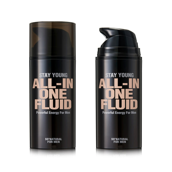 FOR MEN STAY YOUNG ALL IN ONE FLUID